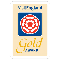 The Granary has been Awarded Five Stars for the ninth year running plus a Gold Award